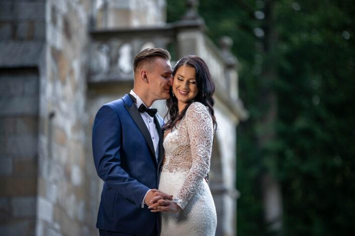 Kasia i Łukasz - krótka historia o miłości
